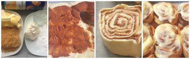 Cinnamon Rolls (Kaneel Broodjes)