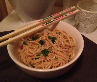 Sesam Noodles