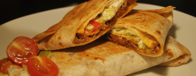 Easy Peasy Friday: Crunchwraps