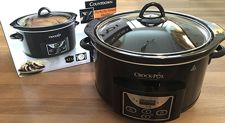 Review: Slowcooker van Crock Pot