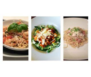 3 x 30-minuten of minder: Spaghetti