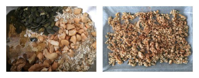 Granola met Gedroogde Vijgen & Walnoten
