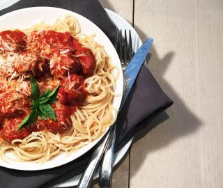 Spaghetti met Balletjes uit de Slowcooker