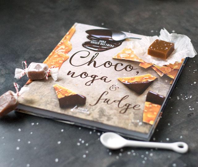 Zachte karamel met zeezout kookboek