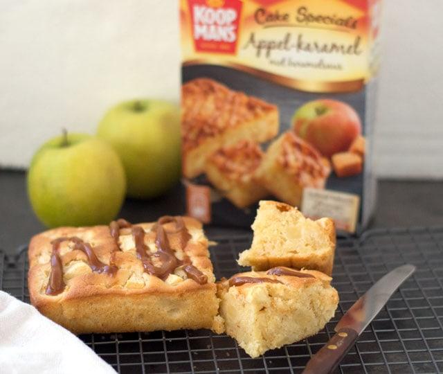 Koopmans Cake Special: Appel Karamel