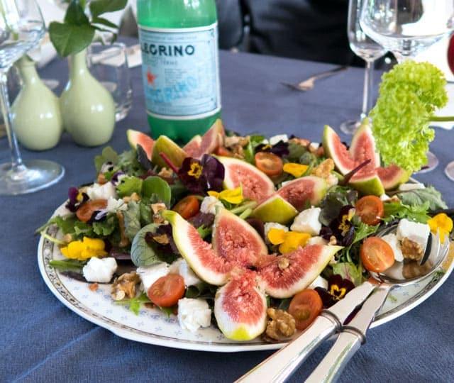 Christine's keuken tafeldiner salade