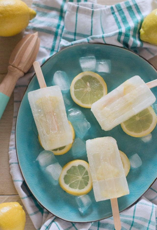 Zure citroenijsjes
