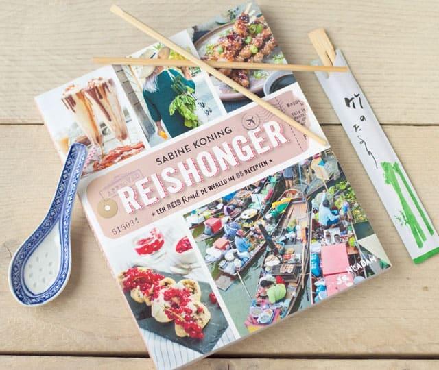 Kookboek Reishonger - Sabine Koning
