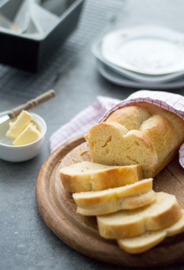 Brioche brood recept