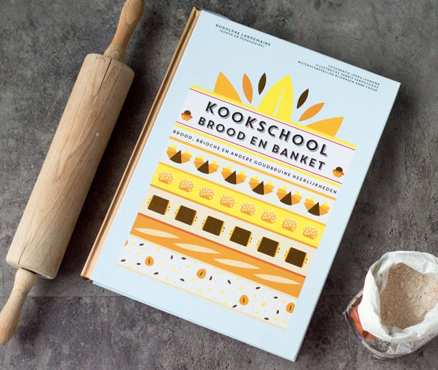 Kookschool brood en banket