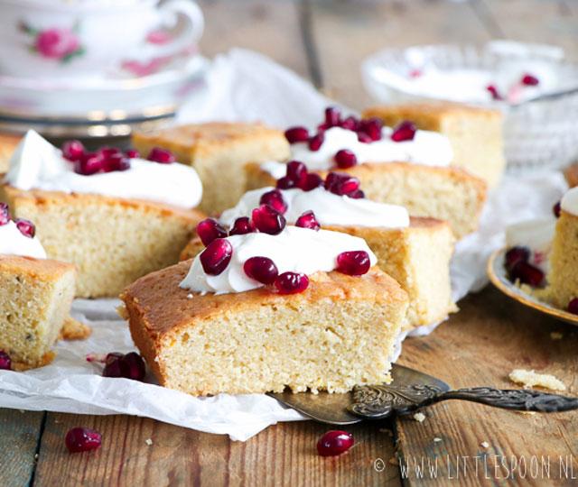 Valentijn recepten: Indiase Love Cake