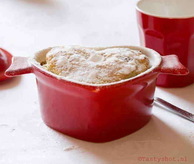 Valentijn recept: koffie en clafoutis