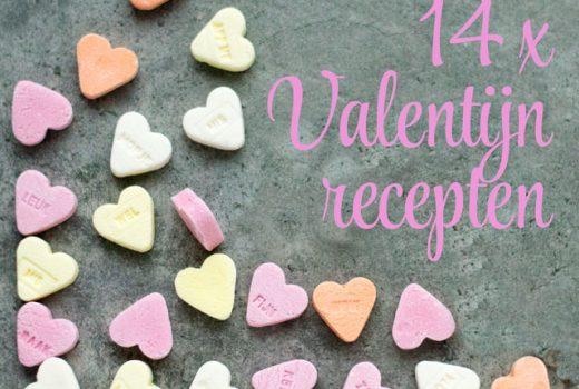 14 x Valentijn recepten
