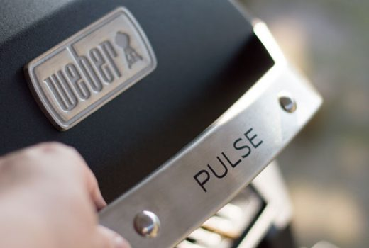 Eef test: Weber Pulse 1000