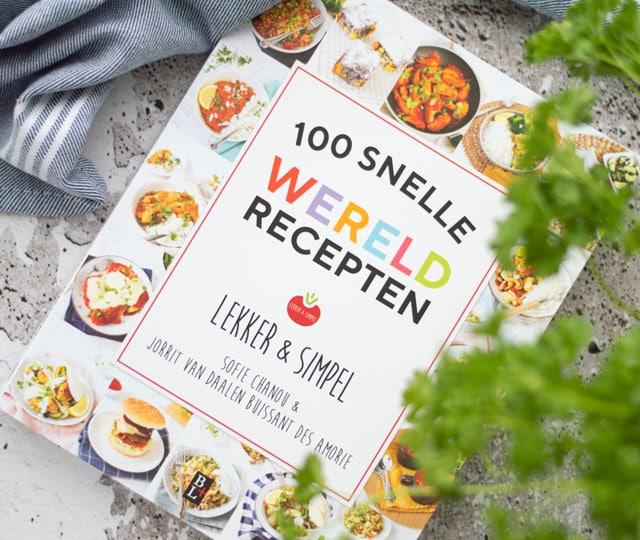 Kookboek Lekker en Simpel 100 snelle wereldgerechten