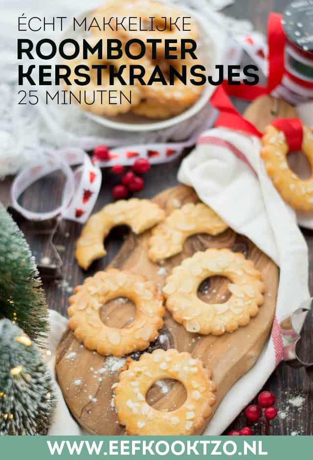 Kerstkransjes Pinterest Collage