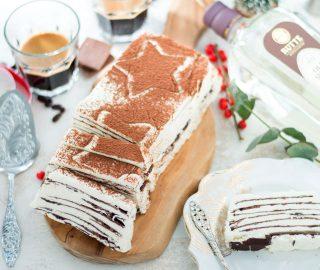 Viennetta zelf maken + dessert drankje