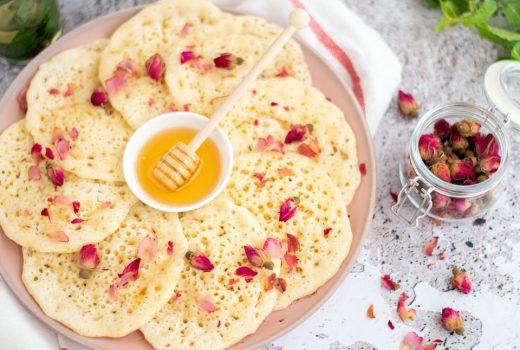Baghrir - Marokkaanse pannenkoeken
