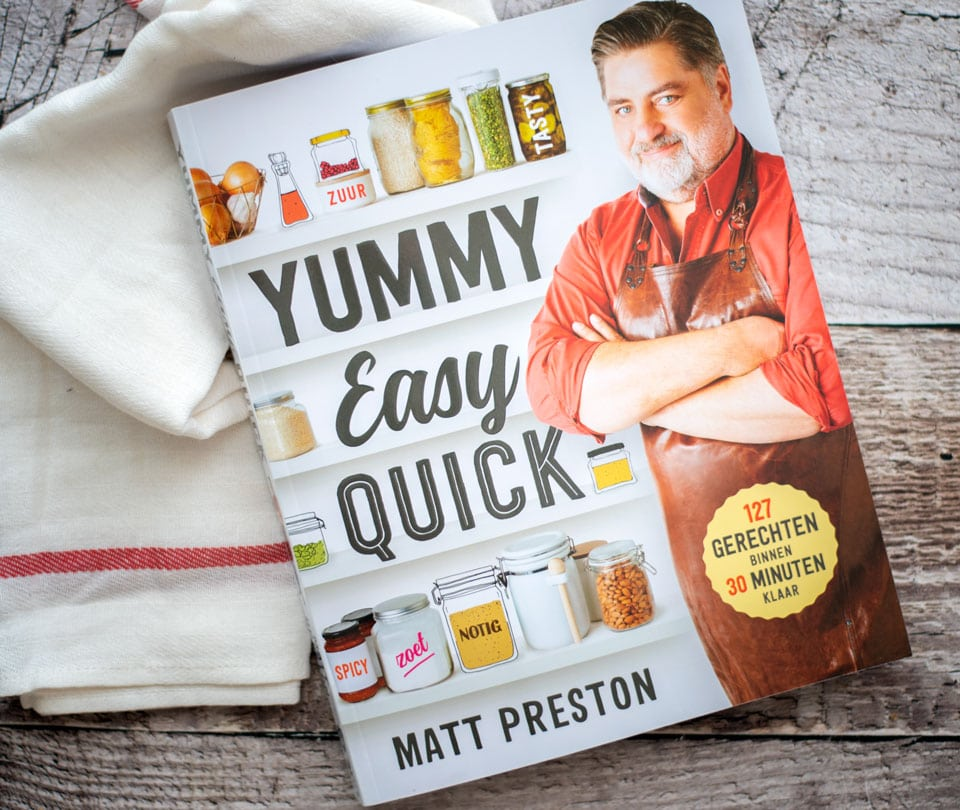 Kookboek van Matt Preston