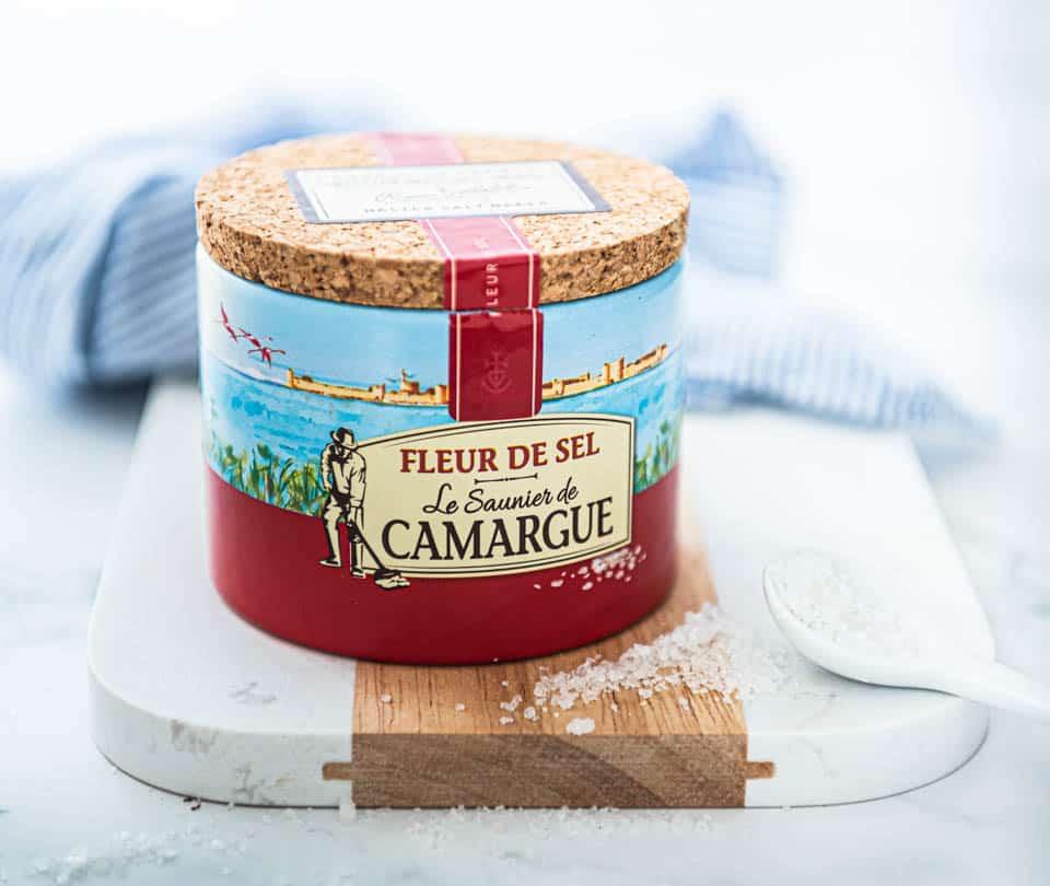 Fleur de Sel Le Saunier de camargue