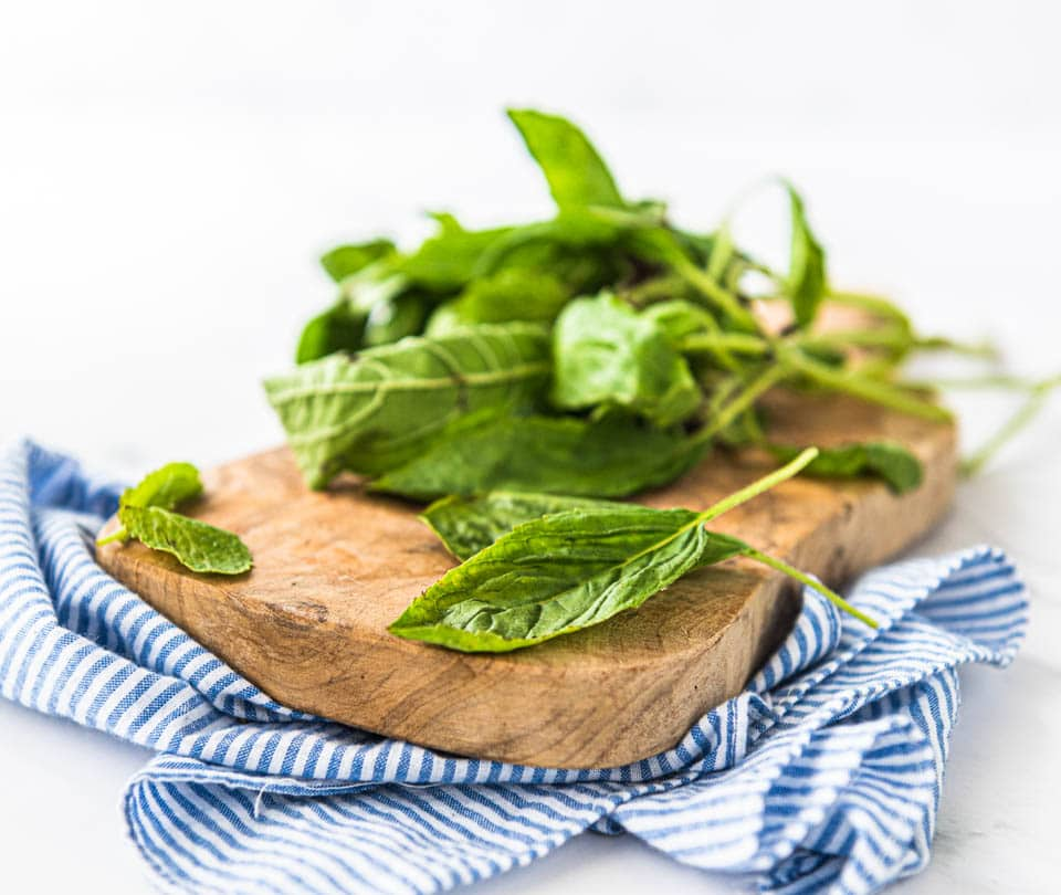 Thai holy basil