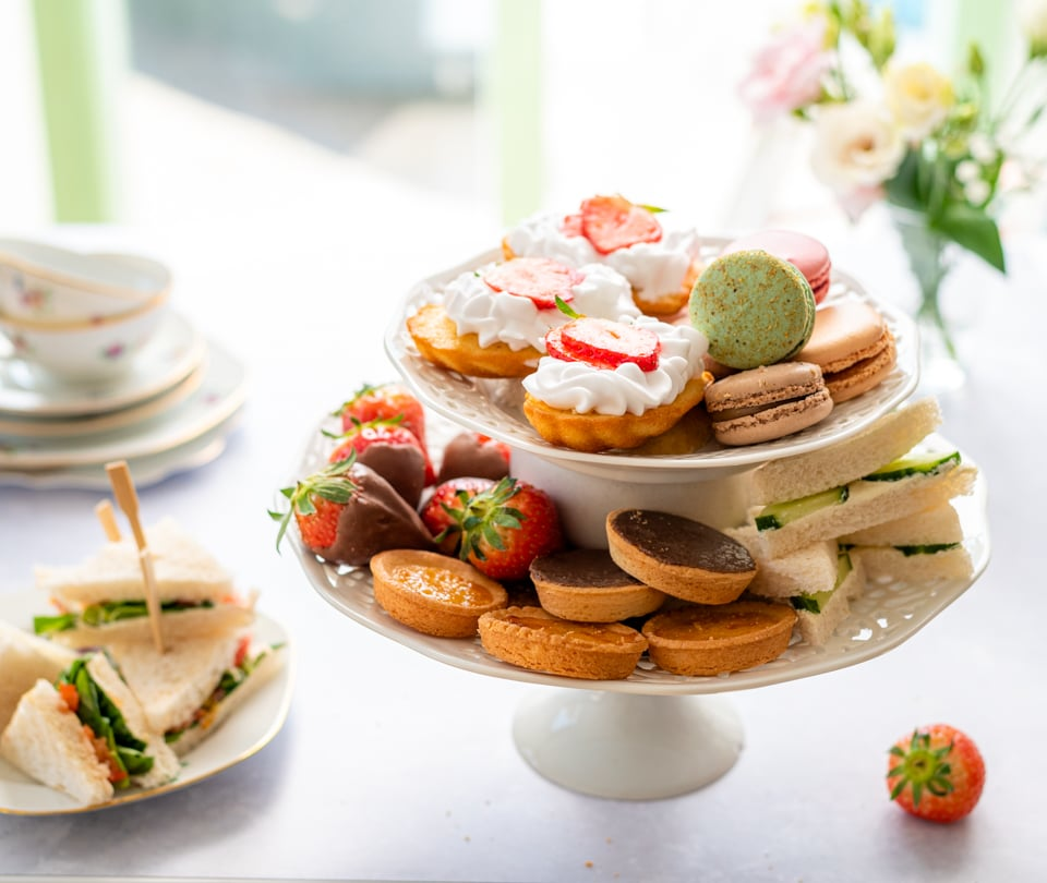 High tea organiseren en tips