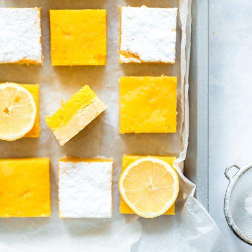 Citroen cake-jes