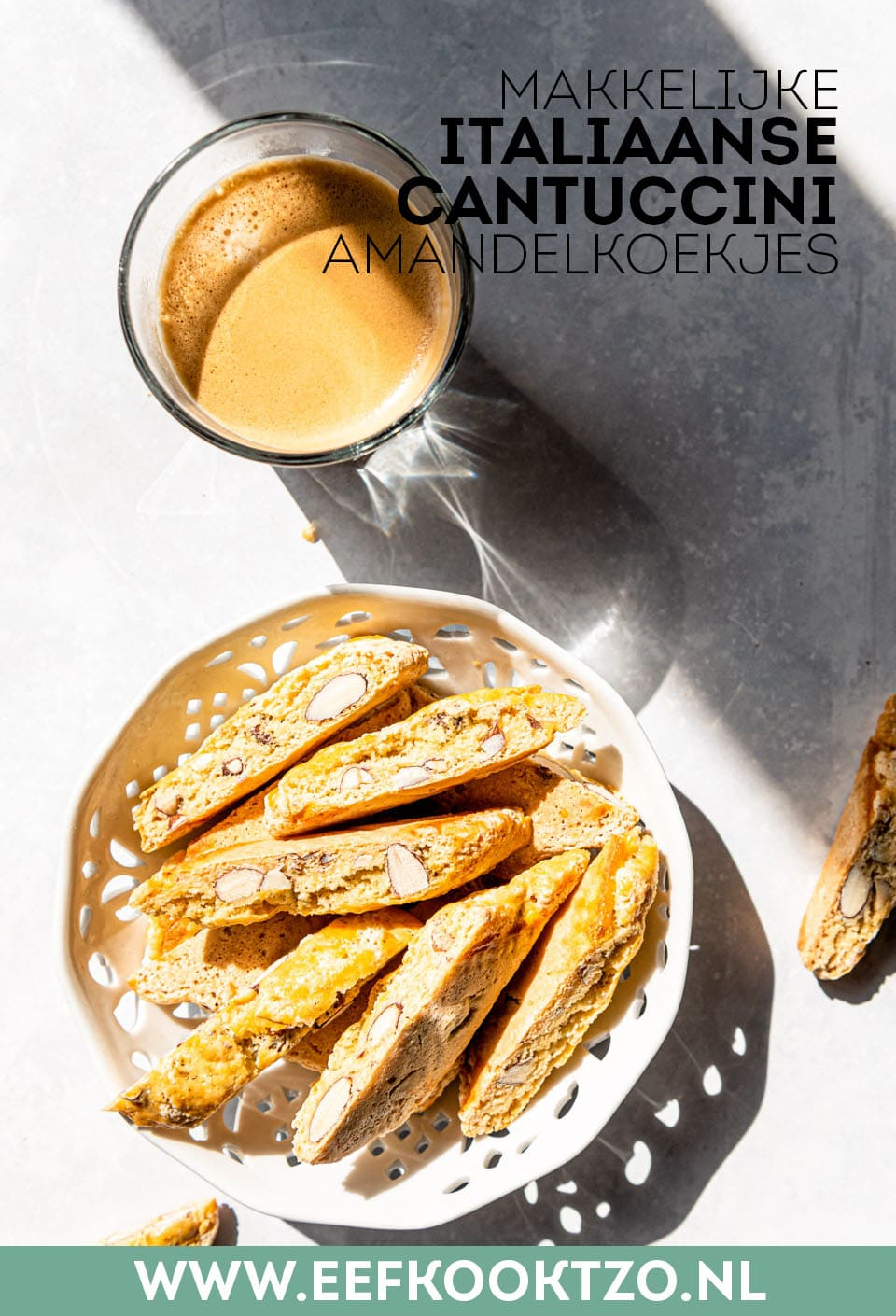 Cantuccini Pinterest Collage