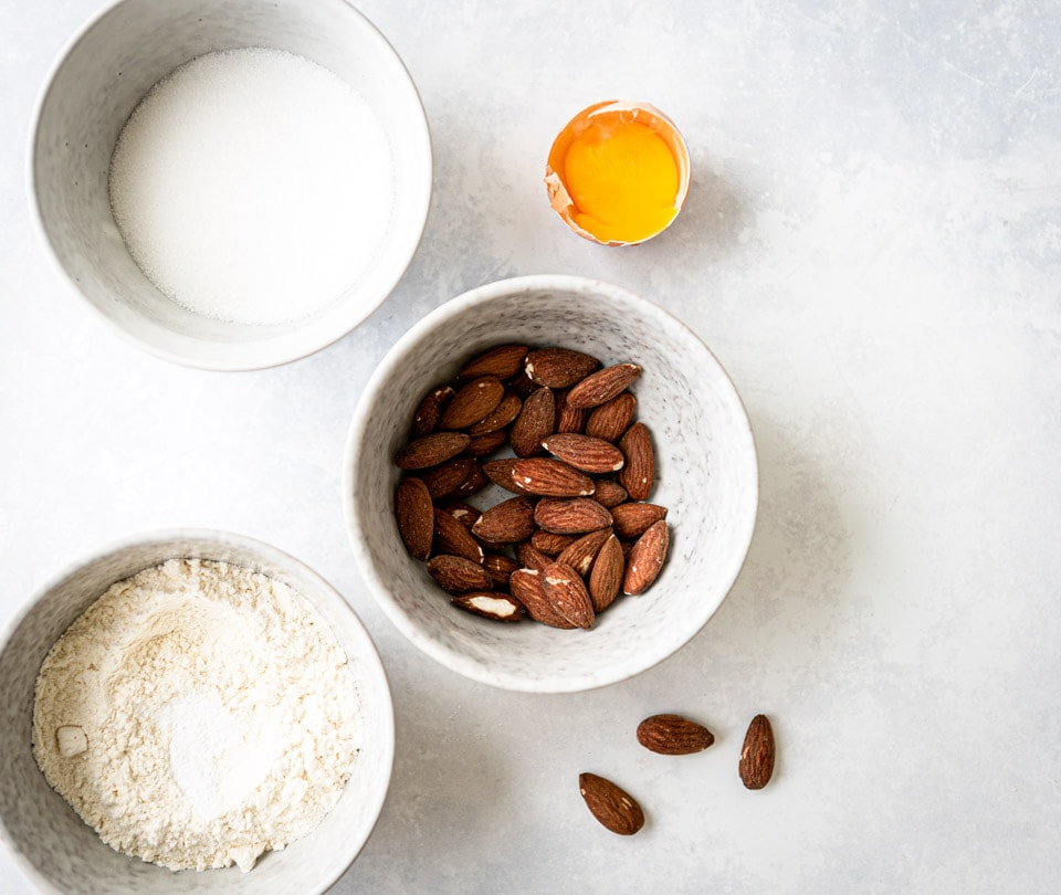 Ingredienten cantuccini