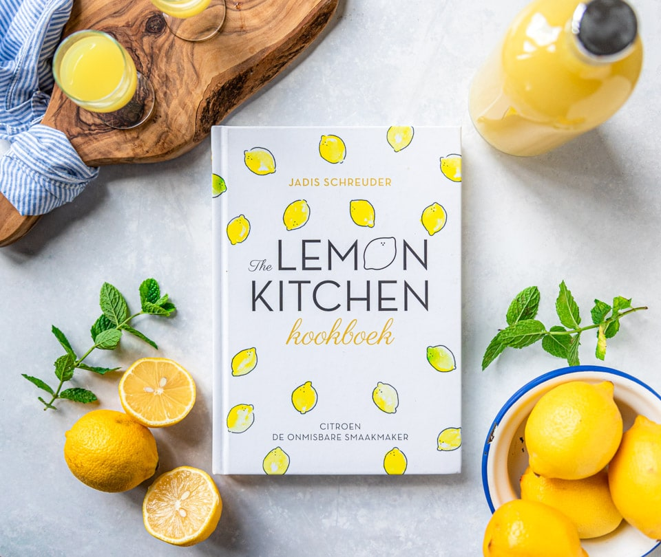 The Lemon Kithen Kookboek