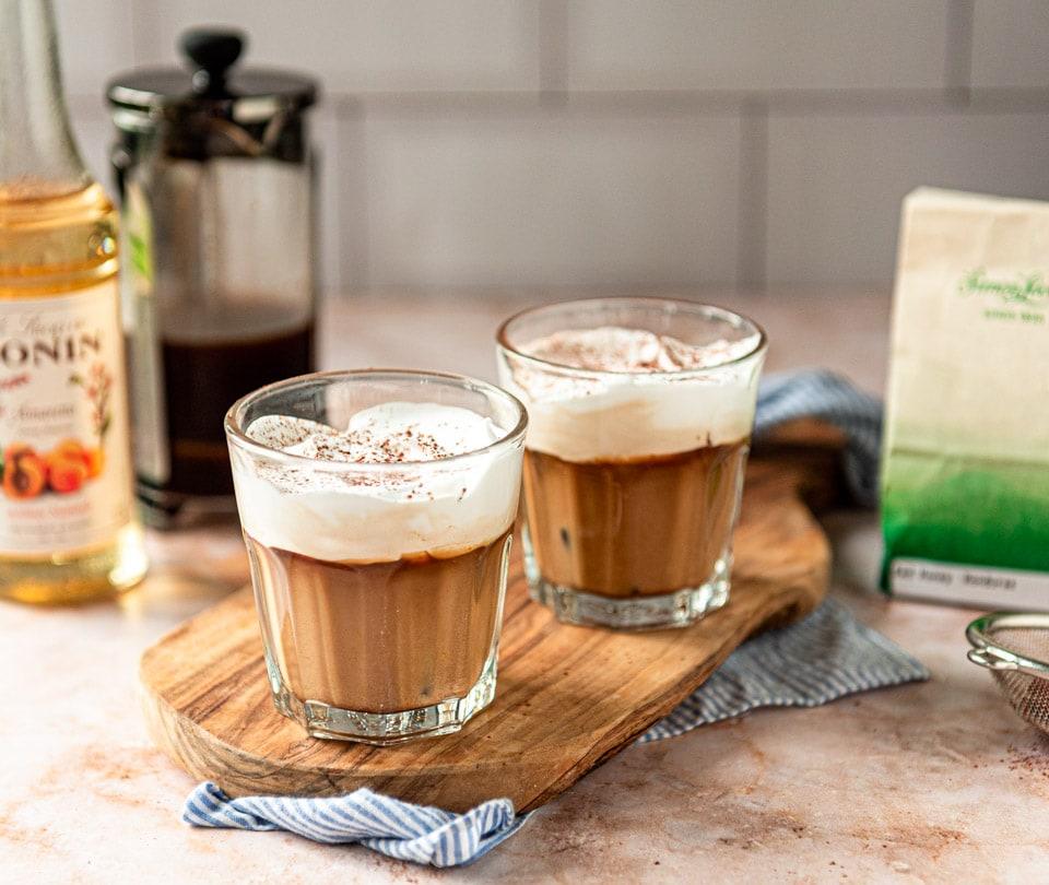 ijscappuccino