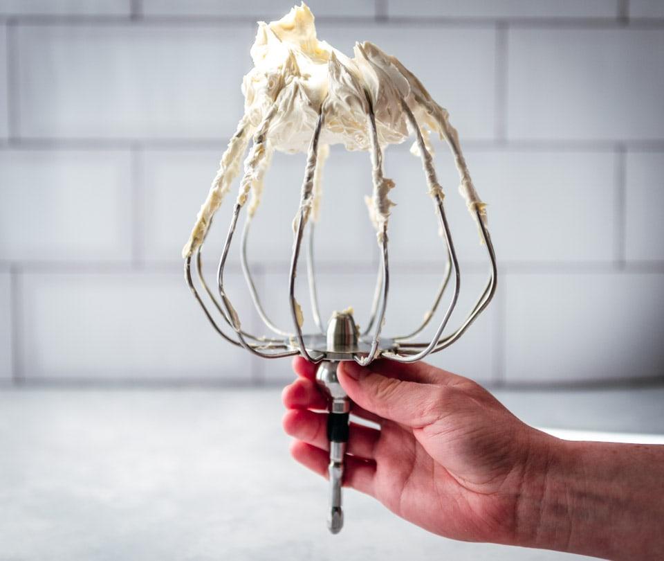 Vegan botercreme