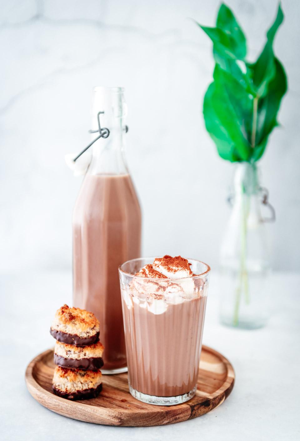 Chocolademelk maken