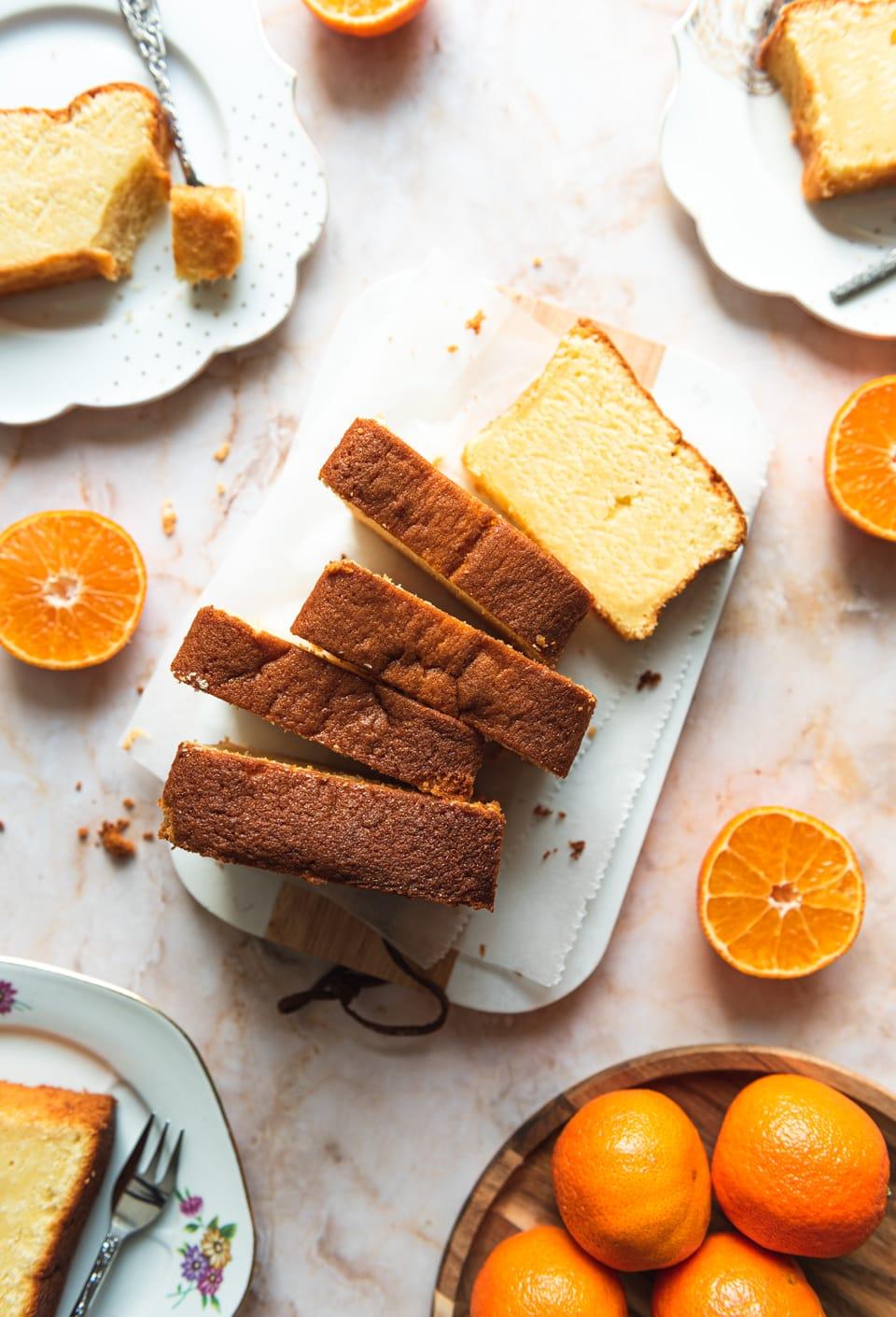 Mandarijn cake recept