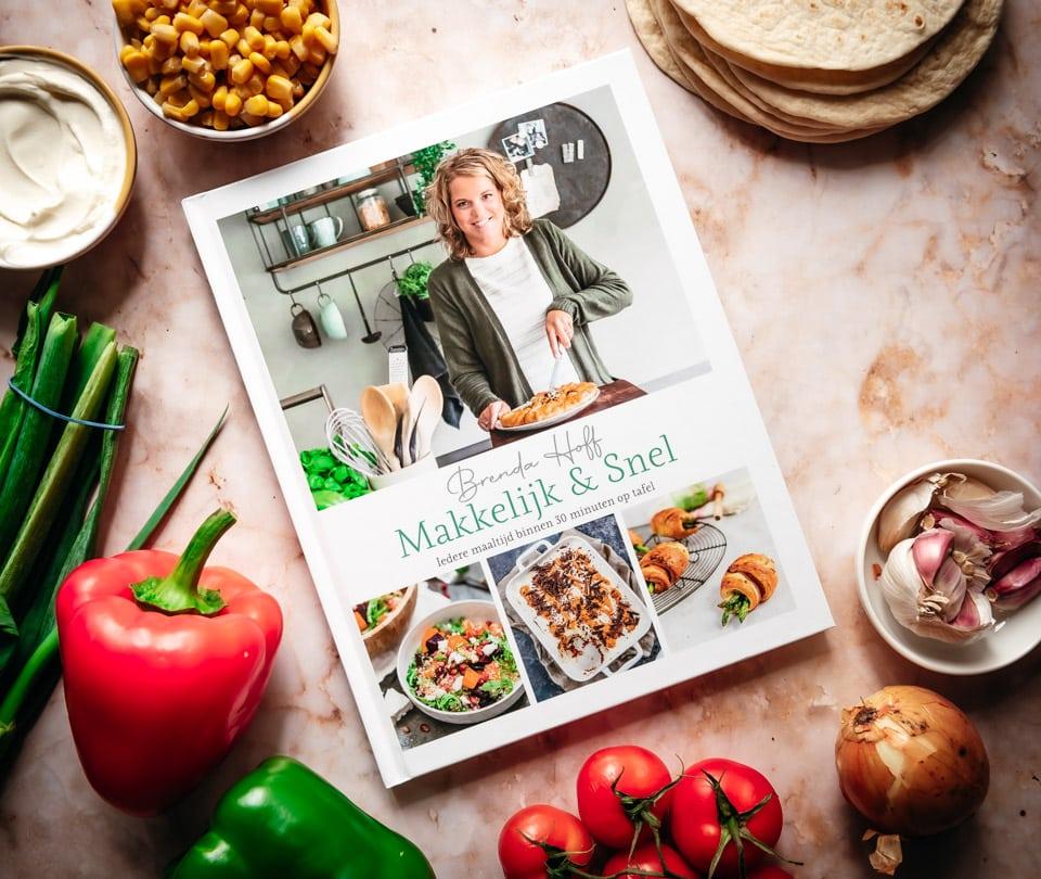 Kookboek Brenda Kookt_