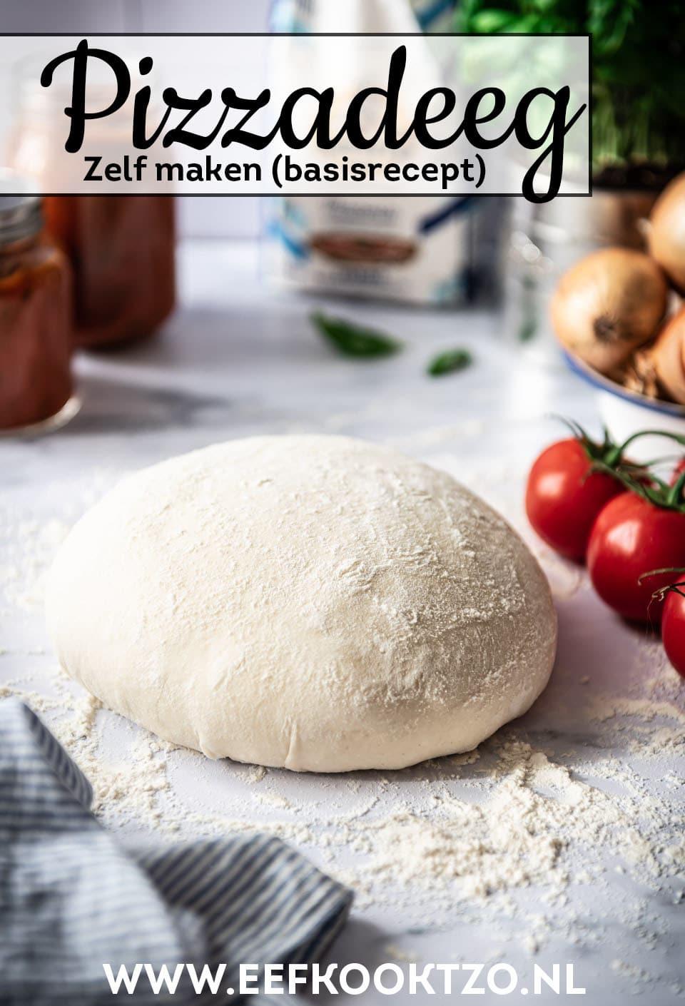 Pizzadeeg Pinterest Collage