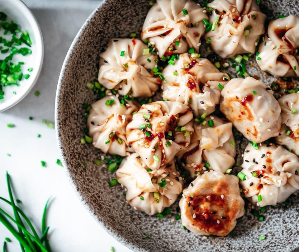 Zelf dumplings maken