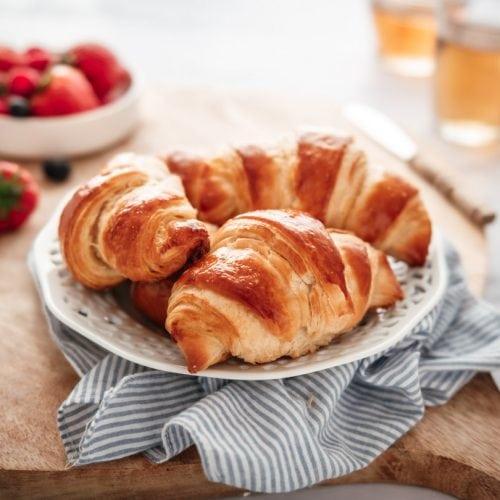 Croissants maken