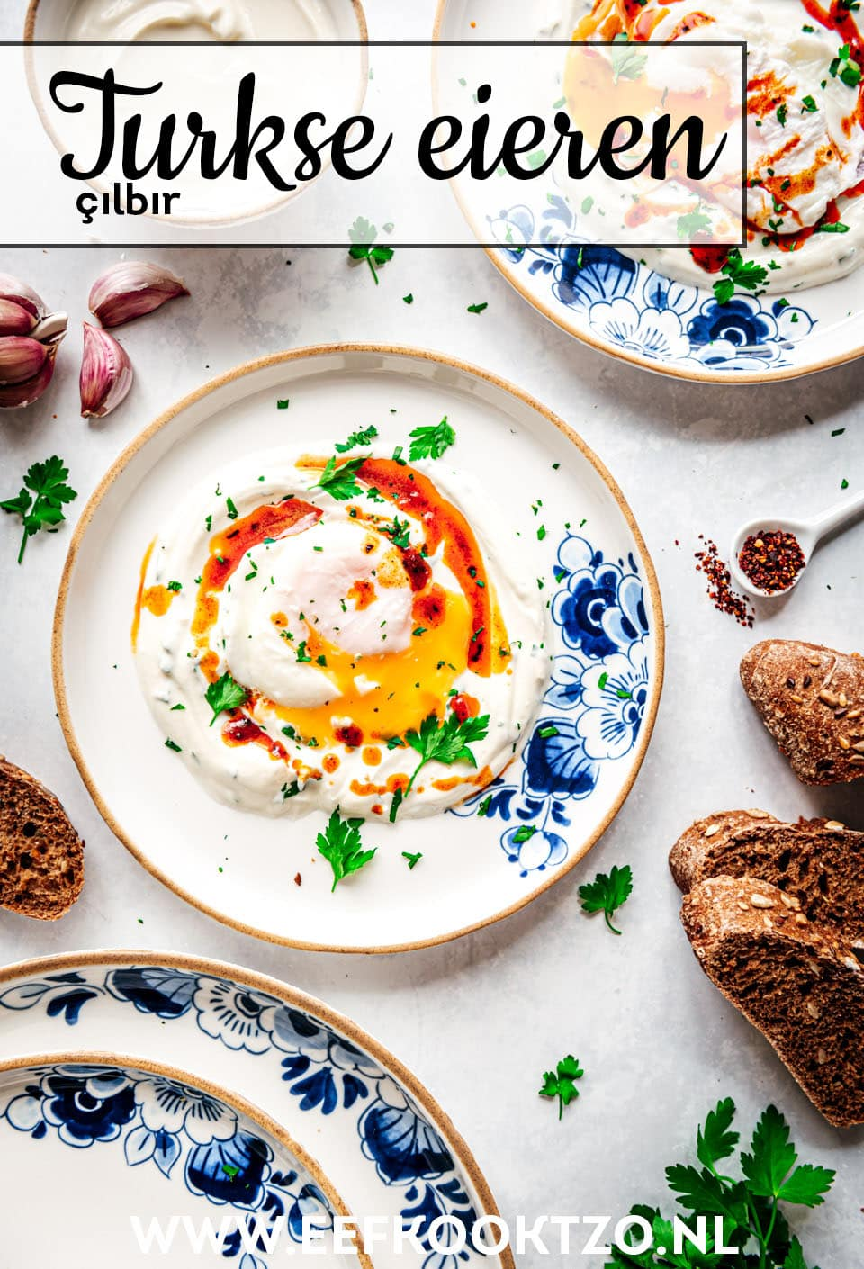 Turkse eieren Pinterest Collage 2
