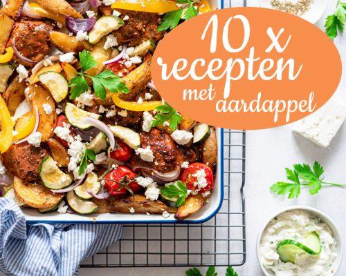 10 x recepten met aardappel