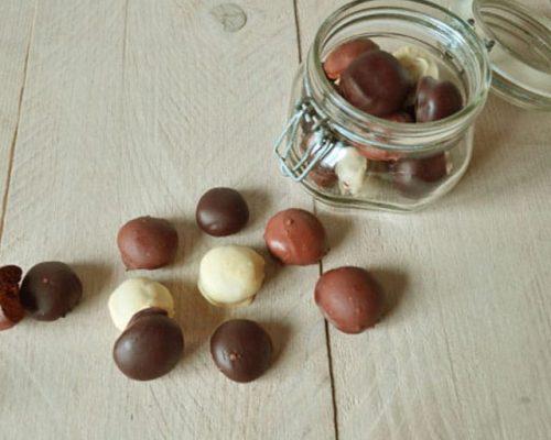 Zelf Chocolade Pepernoten Maken