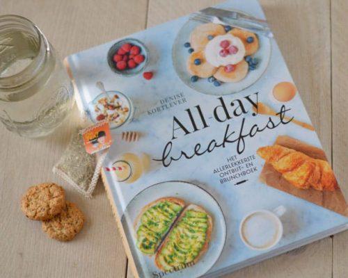 kookboek All-day Breakfast