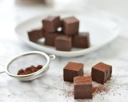 Chocolade Fudge
