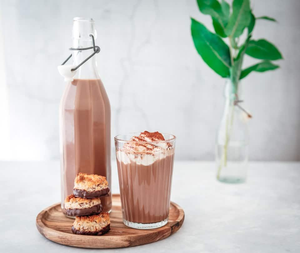 Chocolademelk recept