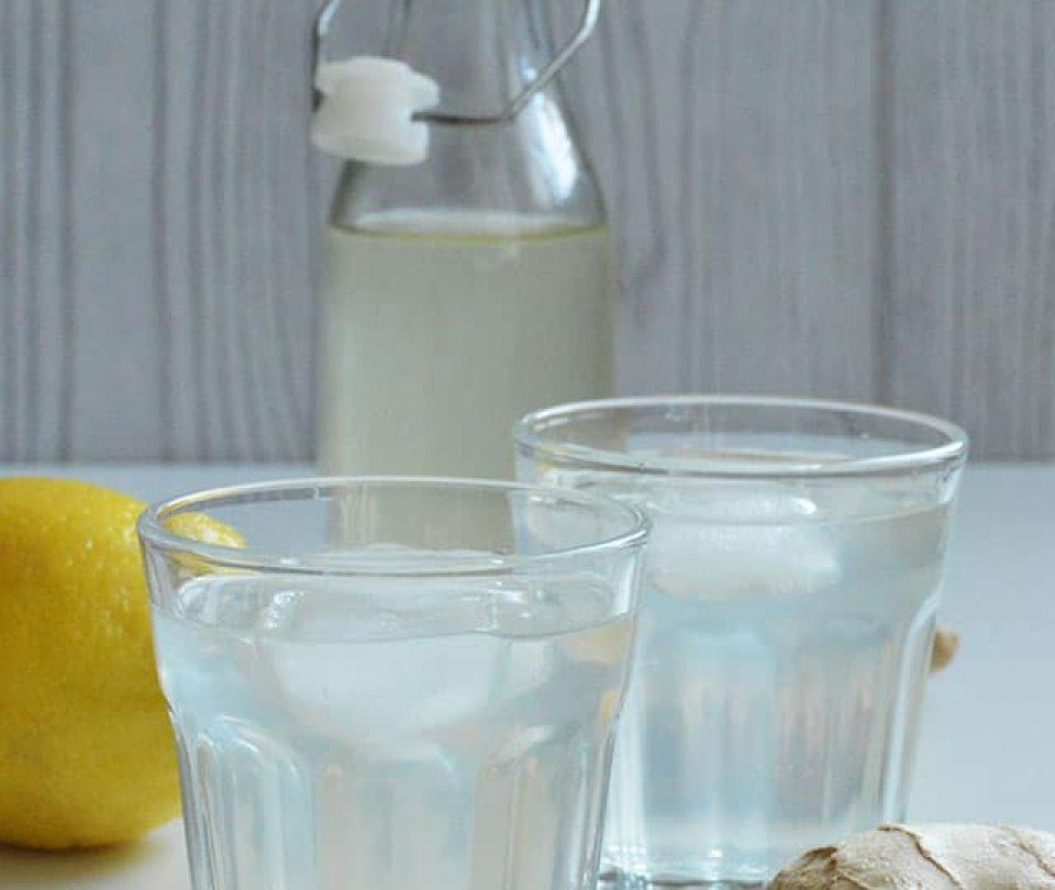 Citroen Gember Limonade