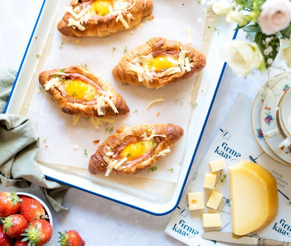 ontbijt recepten Moederdag