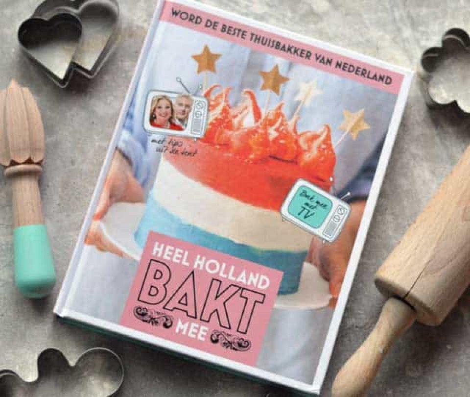 Eef leest: het kookboek Heel Holland Bakt Mee