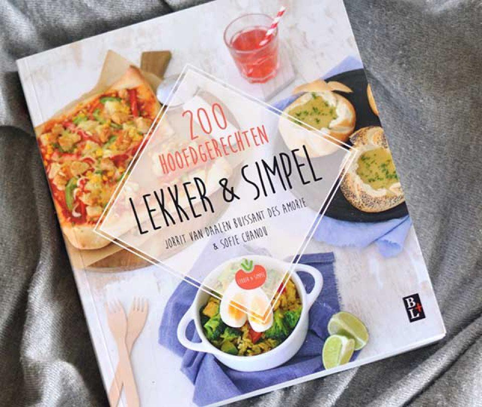 Eef leest: het kookboek van Lekker & Simpel