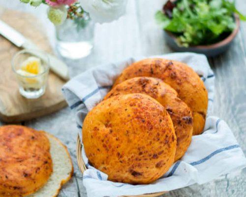 La Place broodjes recept (mini focaccia)