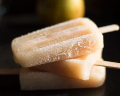 Zelf perenijsjes maken (waterijs)